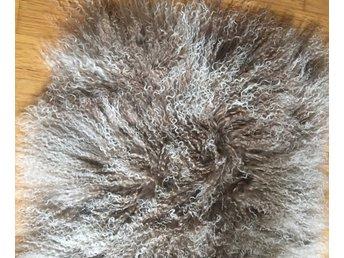 mio stolsdynor fårskinn