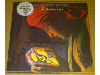ELECTRIC LIGHT ORCHESTRA - DISCOVERY (LP) JET RECORDS [JET LX 500]