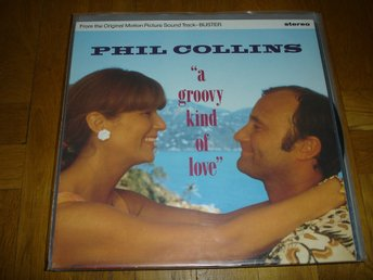 """12"" - Phil Collins - A groovy kind of love"