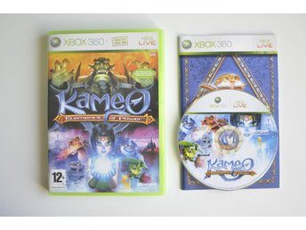 Kameo Elements of Power (komplett) till Xbox 360