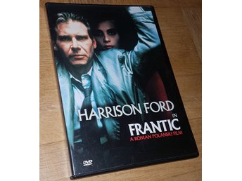 DVD Frantic a roman Polanski film / Harrison Ford