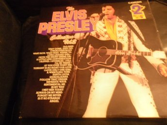 the elvis presley collection vol. 2 dlp