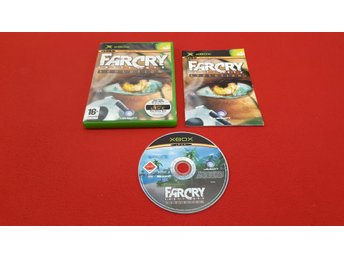 FARCRY INSTINCTS EVOLUTION till Xbox