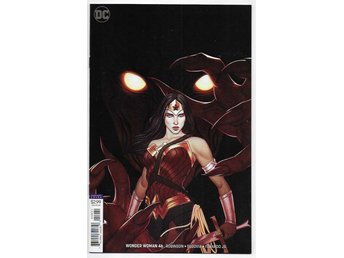 Wonder Woman 5th Series # 46 Variant Cover NM Ny Import