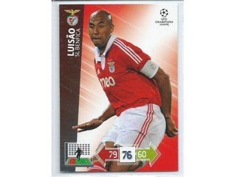 LUISAO - BENFICA  - CHAMPIONS LEAGUE 2012-2013
