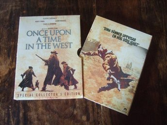 Once Upon A Time In The West / Sergio Leone / Charles Bronson / 2 DVD