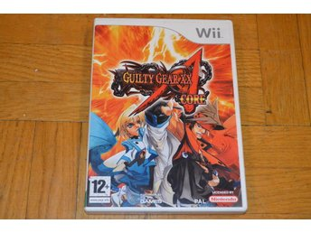 Guilty Gear XX Core Nintendo Wii