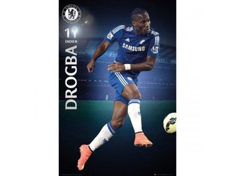 Chelsea Affisch Drogba 63