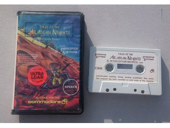 Tales of the Arabian Nights - Commodore 64 (C64)