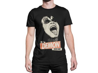 Kiss - Rock God T-SHIRT - Small