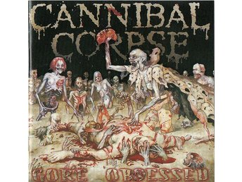 CANNIBAL CORPSE-Gore Obsessed-CD 2002-US Death Metal