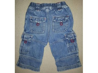 "Jeans H&M Pojke Strl 80 ""Kids League"""