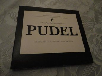 PUDEL -- MUSIC FROM THE DANCE PERFORMANCE (DIGIPACK)