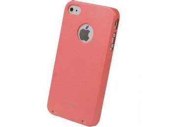 iPhone 4/4S Skal Cover Rosa