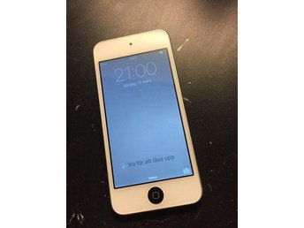 iPod Touch Silver (5th Generation 16GB) Model A1509 (Fint skick)