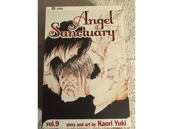 Manga - Angel Sanctuary vol. 9-11