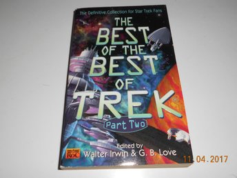 STAR TREK The Best of the best of Trek Part Two, pocket USA
