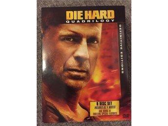 Die Hard Quadrilogy - Bruce Willis - Vellinge - Die Hard Quadrilogy - Bruce Willis - Vellinge