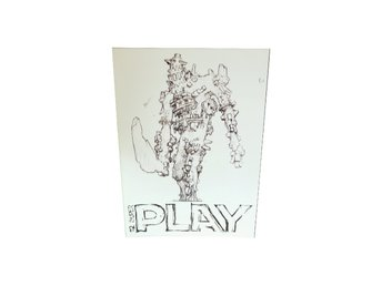 "Super Play Nr 112 ""Shadow of the colossus numret"""