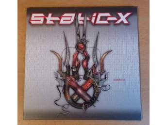 STATIC-X - MACHINE - MOVLP 1435