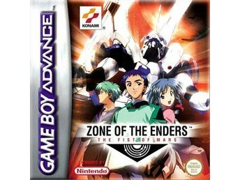 Zone of the Enders: The Fist of Mars - Gameboy Advance