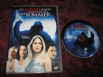 I'LL ALWAYS KNOW WHAT YOU DID LAST SUMMER (KC KLYDE,TORREY DEVITO) DVD