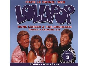 Lollipop: Café Le Swing 2 (Rem) (CD)