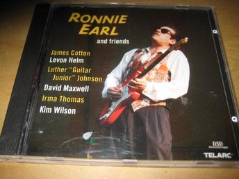 RONNIE EARL AND FRIENDS - S/T.