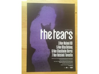 Poster The Tears Berns