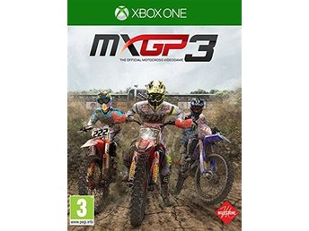 MXGP3 - The Official Motocross Videogame MXGP 3 Xbox One