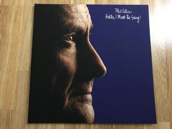 Phil Collins - Hello, I Must Be Going! LP, Album, Reissue, Remastered