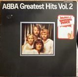 LP Abba Greatest Hits vol. 2