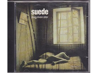 SUEDE: Dog Man Star 1994 CD (The Wild Ones, We are the Pigs)