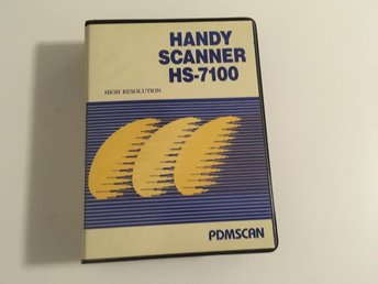 HANDY SCANNERHS-7100