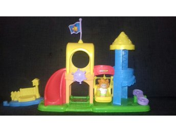 FISHER PRICE/LITTLE PEOPLE LEKPARK