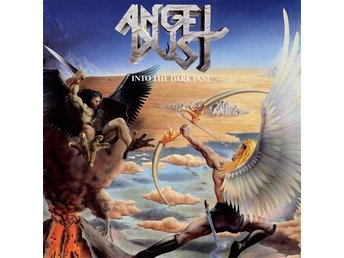 Angel Dust -Into the dark past lp black vinyl Thrash metal