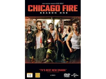 Chicago Fire / Säsong 1 (6 DVD)