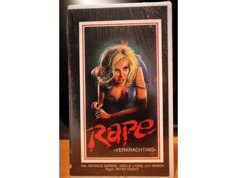 Rape - Holland, Phoenix Home Video, VHS