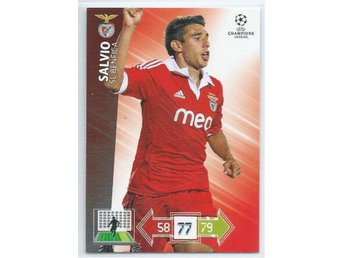 SALVIO - BENFICA  - CHAMPIONS LEAGUE 2012-2013
