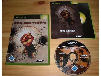 Xbox: Red Faction II 2