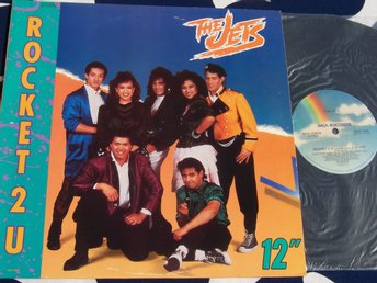 "JETS THE - ROCKET 2 U 12"" 1988 USA"