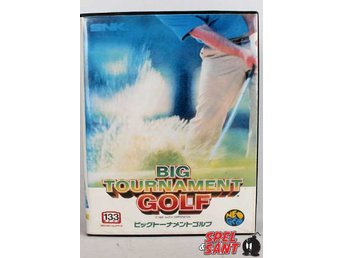 Big Tournament Golf (Japansk Conversion)