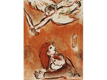 Marc Chagall - The Face of Israel - Drawings for the Bible