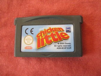 Chicken Little - Gameboy Advance