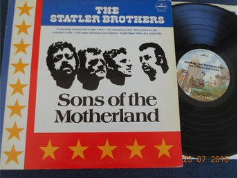 THE STATLER BROTHERS - Sons of the motherland, LP Mercury USA 1974