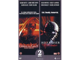 Children of the Corn IV / Hellraiser: Hellseeker