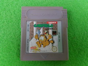 Garfield Gameboy Game Boy - Hägersten - Garfield Gameboy Game Boy - Hägersten