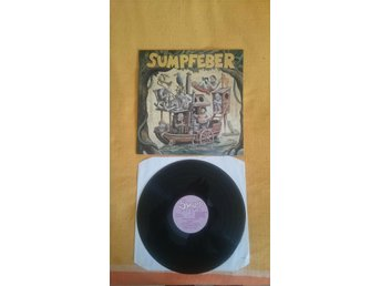 "SUMPENS SWINGSTERS ""SUMPFEBER""  SWANP LP 812 P.1981 SWE PRESS"
