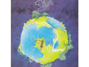 Yes - Fragile (1971/1994) CD, Reissue, Atlantic, Remastered, New/Sealed - Ekerö - Yes - Fragile (1971/1994) CD, Reissue, Atlantic, Remastered, New/Sealed - Ekerö