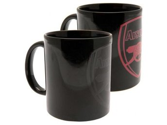 Arsenal Mugg Heat Changing